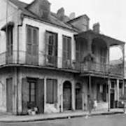 New Orleans House Art Print
