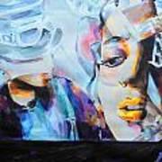 4 Non Blondes - Linda Perry Art Print