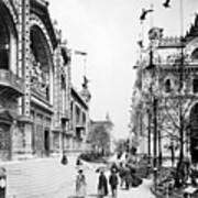 Paris Exposition, 1889 Art Print
