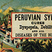 Patent Medicine Art Print