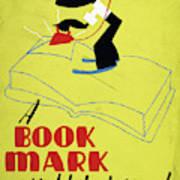 Poster Books, C1938 Art Print