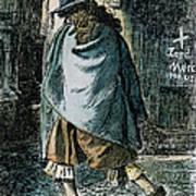 Samuel Pepys (1633-1703) Art Print