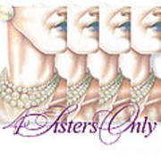 4 Sisters Only Art Print