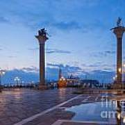 St Mark's Square Art Print