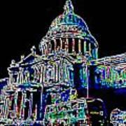 St Pauls Cathedral London Art Art Print