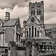 The Cathedral Of St John The Baptist Art Print