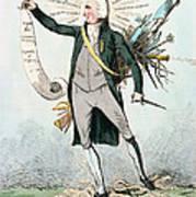 Thomas Paine (1737-1809) Art Print
