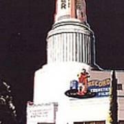 Tower Theatre Art Print