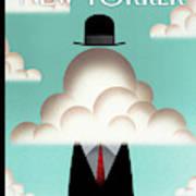 New Yorker May 14th, 2012 Art Print