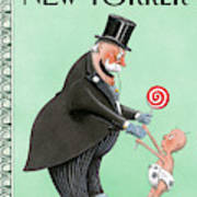 New Yorker October 8th, 2012 Art Print