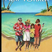 New Yorker July 23rd, 2012 Art Print