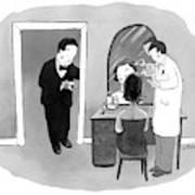 New Yorker September 24th, 2007 Art Print