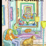 New Yorker March 4th, 2013 Art Print