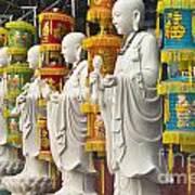 Vietnamese Temple Shrine Art Print