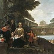 Viladomat I Manalt, Antoni 1678-1755 Art Print