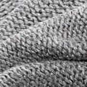 Wool Background Art Print