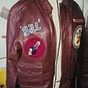 Ww2 Jacket Art Art Print