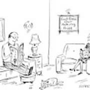 New Yorker January 23rd, 2006 Art Print