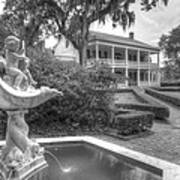 Rosedown Plantation Art Print by Photo Advocate