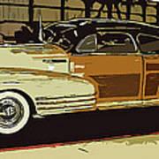 '48 Chevy Cool Art Print