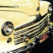 '48 Ford Art Print by Cathie Tyler
