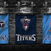 Tennessee Titans Art Print