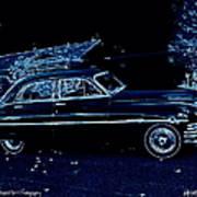 49 Packard Survived Art Print