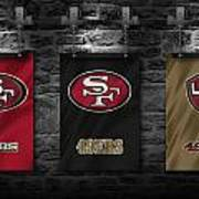 San Francisco 49ers Art Print