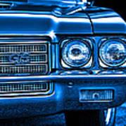 1971 Buick Gs Art Print