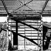 Abandoned Sugarmill Art Print