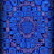 Abstract 119 Art Print