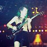 Angus Young Art Print