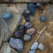 Art Rock Art Print