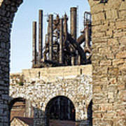 Bethlehem Steel Art Print