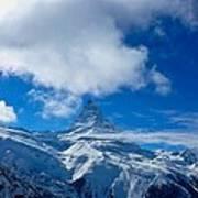 cervino - Matterhorn Art Print