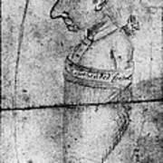 Charles Lee (1731-1782) Art Print