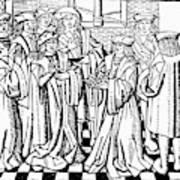 Charles Martel (c688-741) Art Print