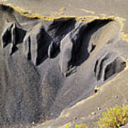 Corona Volcano On Lanzarote Art Print
