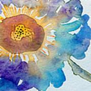 Dahlias Collection Art Print