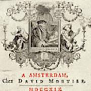 Desiderius Erasmus  Dutch Humanist Art Print