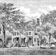 Grover Cleveland (1837-1908) Art Print