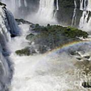 Iquazu Falls - South America Art Print