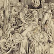 Israhel Van Meckenem German, C. 1445 - 1503 Art Print