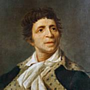 Jean-paul Marat (1743-1793) Art Print