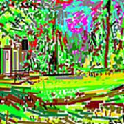 Landscape-2 Art Print