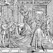 Mary, Queen Of Scots (1542-1587) Art Print
