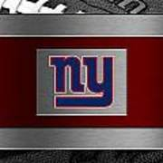 New York Giants Art Print