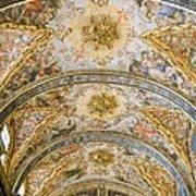 Spain. Orihuela. Saint Dominics Art Print