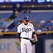 Toronto Blue Jays V Tampa Bay Rays 5 Art Print