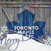 Toronto Maple Leafs Art Print